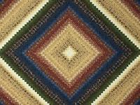 Postage Stamp Colorsplash 5,329 Squares Museum Quality