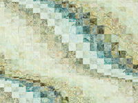 Ocean Spray Bargello Wave