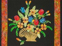Spring Basket Medley Brilliant fabrics!