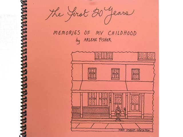 Memories of My Childhood by Arlene Fisher Photo 1