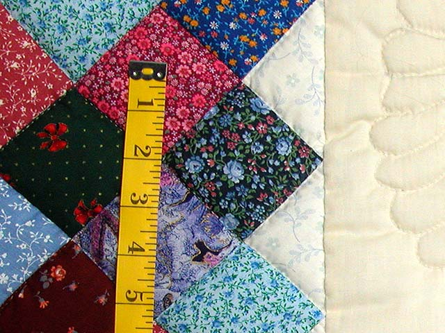 Boston Commons Remnant Quilt Photo 5