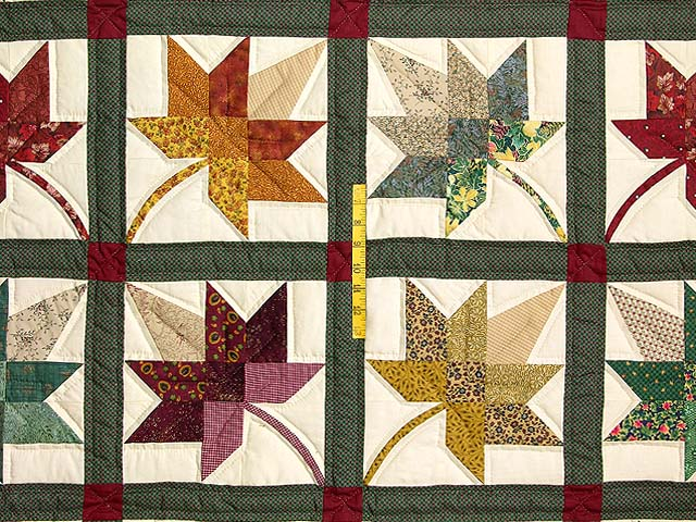 King Autumn Splendor Quilt Photo 4