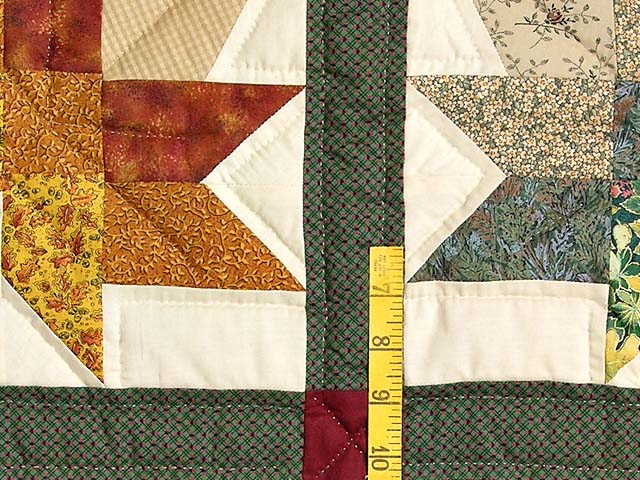King Autumn Splendor Quilt Photo 5