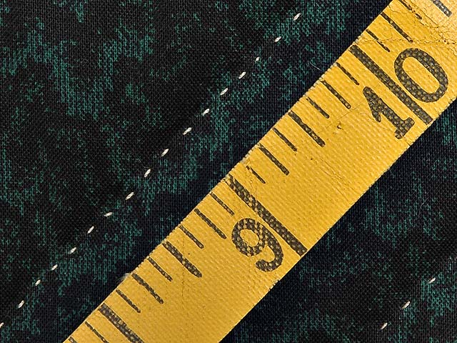 Teals and Tans Weavers Fever Quilt Photo 7
