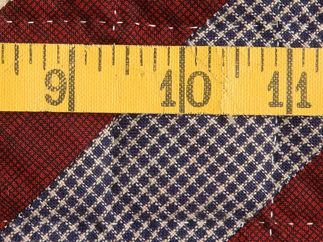 King Plaid Burgundy and Tan Lone Star Sampler Quilt Photo 8