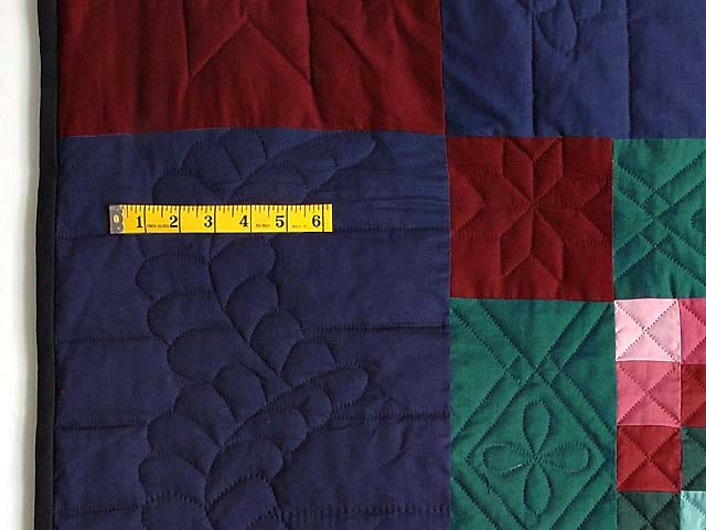 Amish Sunshine and Shadow Quilt Photo 5