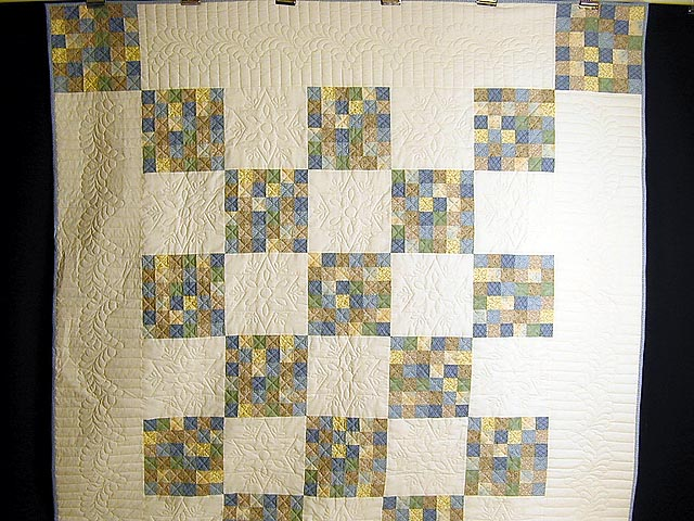 Soft 36 Patch Quilt Photo 2