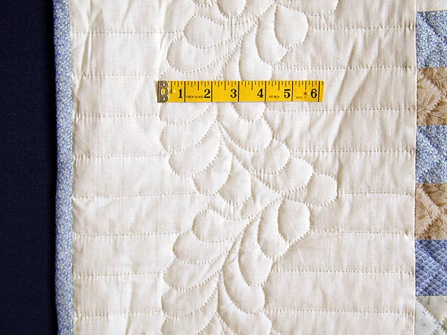 Soft 36 Patch Quilt Photo 7