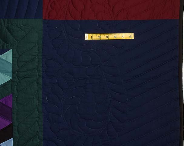 Amish Tumbling Blocks Quilts Photo 6