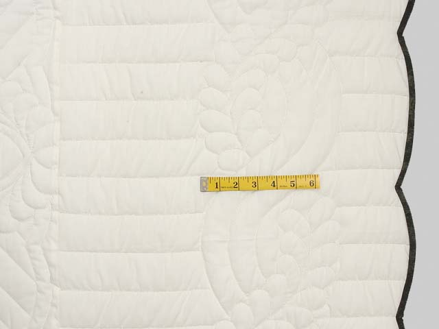 Yellow Rose of Texas Flower Basket Quilt Photo 7