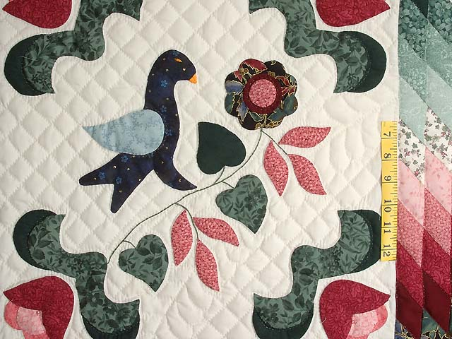 Pennsylvania Dutch Star Quilt Photo 6