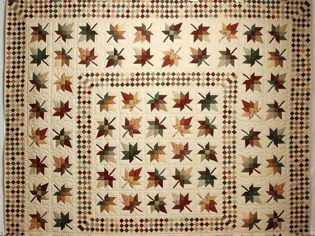 King Autumn Splendor in Commons Quilt Photo 2