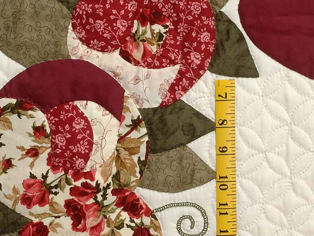 Brick and Sage Country Love Quilt Photo 5