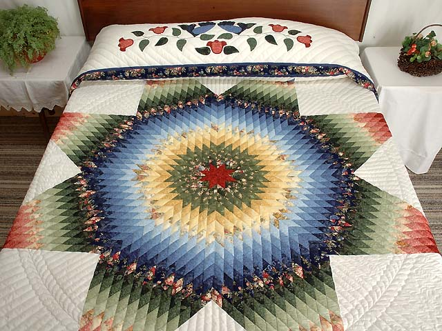 King  Lone Star Country Bride Quilt Photo 1