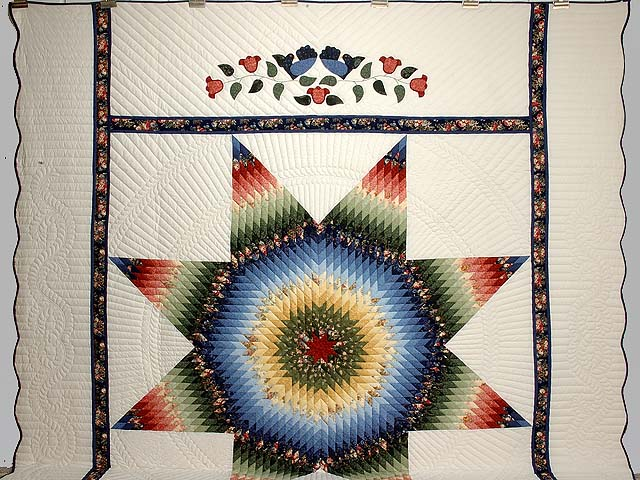 King  Lone Star Country Bride Quilt Photo 2
