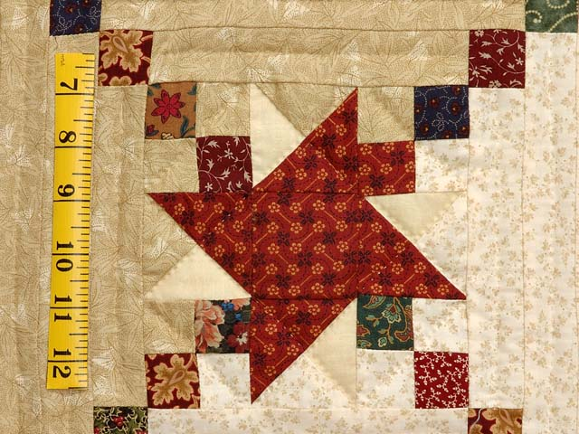 Country Colors Prairie Stars Quilt Photo 5