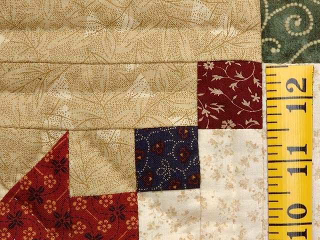 Country Colors Prairie Stars Quilt Photo 6