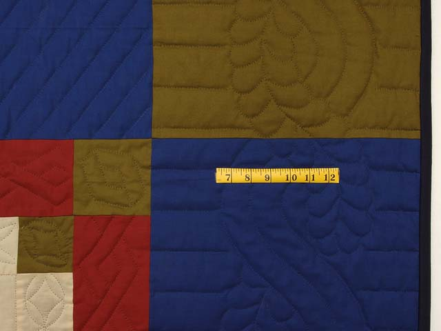 Southwest Colors Carpenter Patch Quilt Photo 6