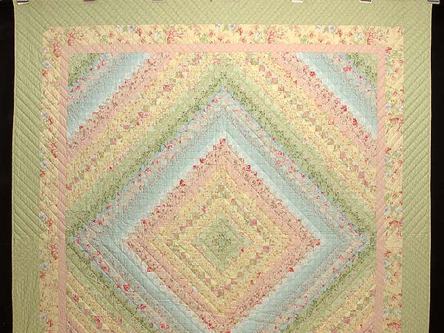 Willow and Pastels Color Splash Quilt Photo 2