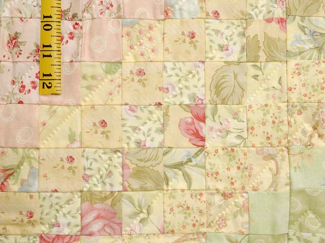 Willow and Pastels Color Splash Quilt Photo 6