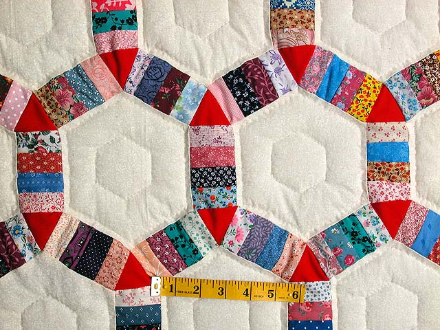 Multicolor Friendship Ring Quilt Photo 5