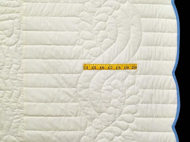 Pastel Appliqué Album Sampler Quilt Photo 7
