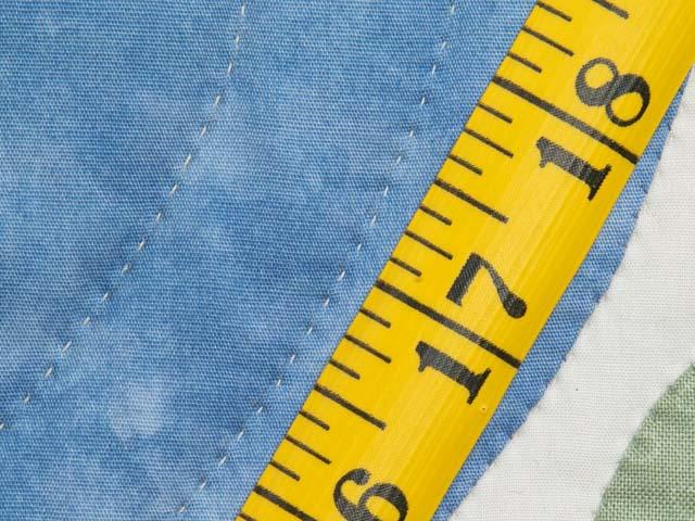 Pastel Appliqué Album Sampler Quilt Photo 8