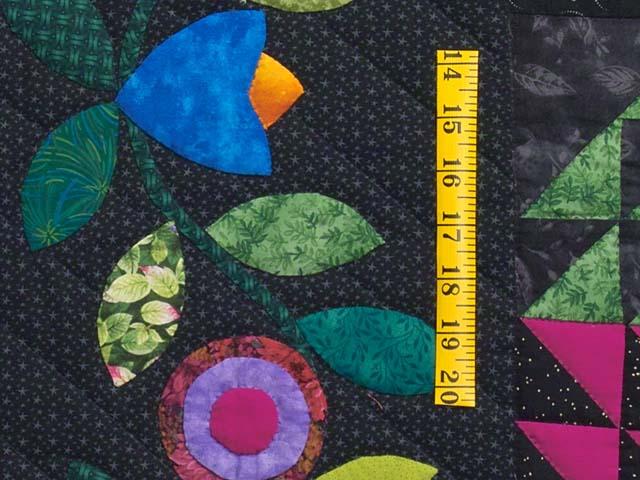 Multicolor Flower Power Quilt Photo 5