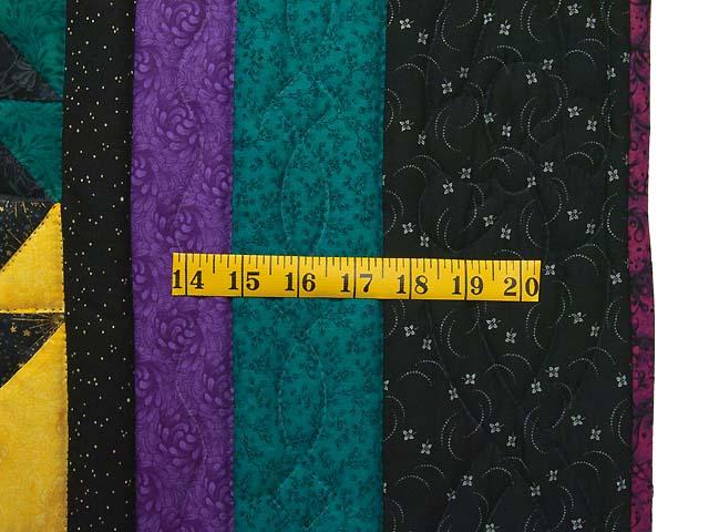 Multicolor Flower Power Quilt Photo 6