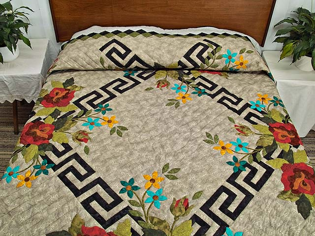 Nancy Quilt Photo 1