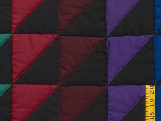 Amish Triangles Quilt Photo 5