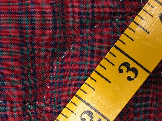 Plaid Bears Paw Quilt Photo 7