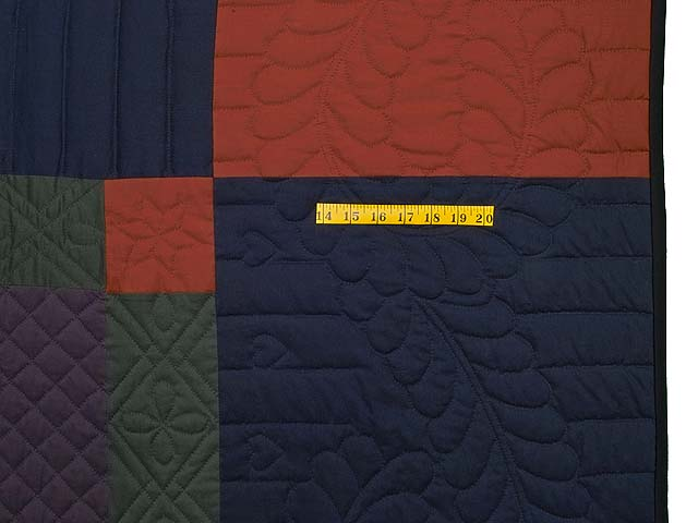 Amish Center Diamond Quilt Photo 6