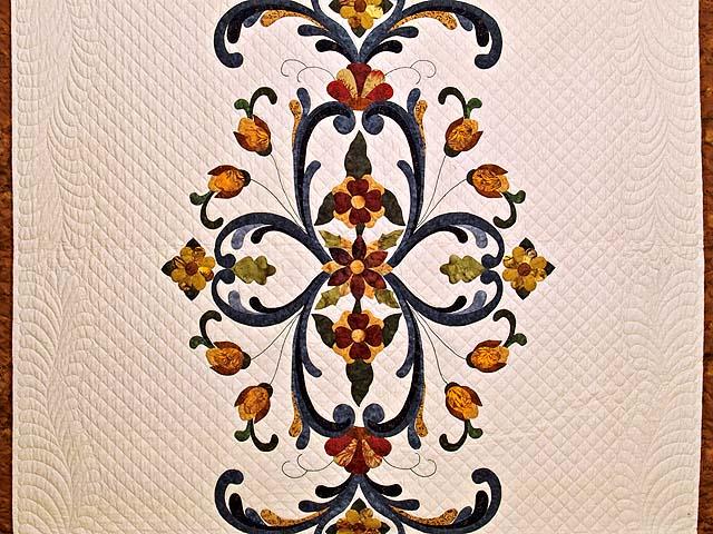 King Victorian Splendor Quilt Photo 3