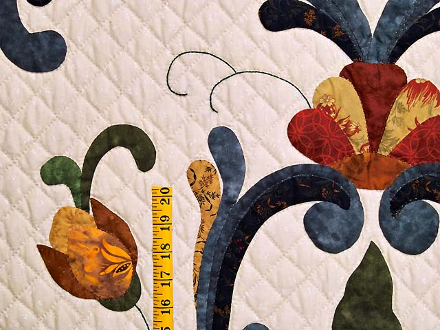 King Victorian Splendor Quilt Photo 5