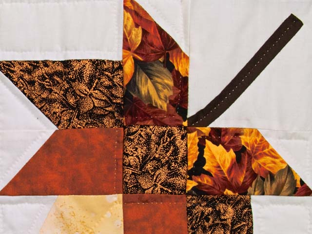 King Bright  Autumn Splendor Quilt Photo 6