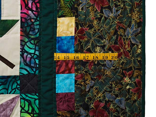 King Bright  Autumn Splendor Quilt Photo 7