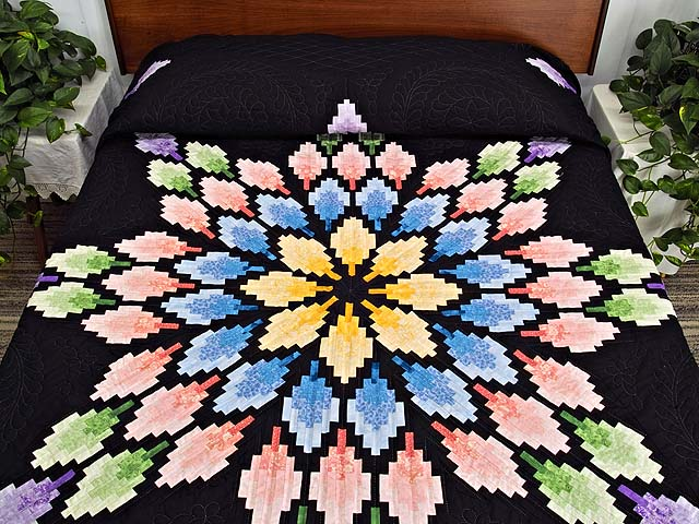 King California Nights Quilt Photo 1