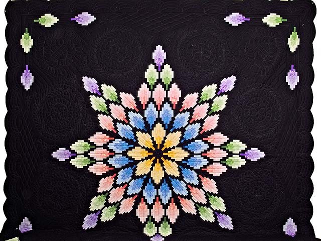 King California Nights Quilt Photo 2