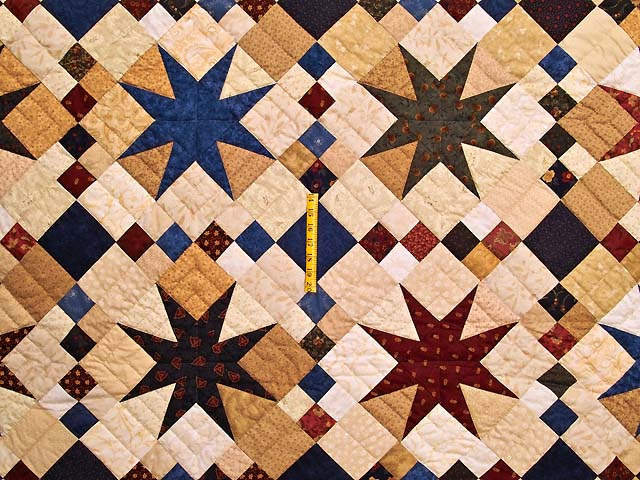 Stepping Through the Stars Quilt Photo 4