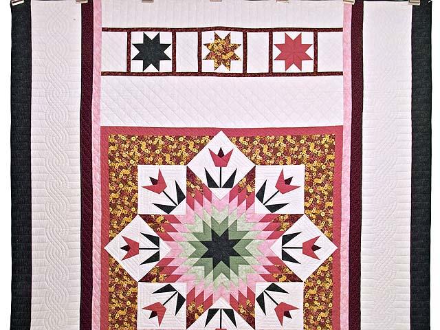 Spring Star Quilt Photo 2