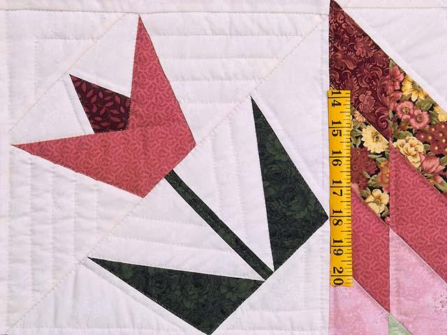 Spring Star Quilt Photo 5