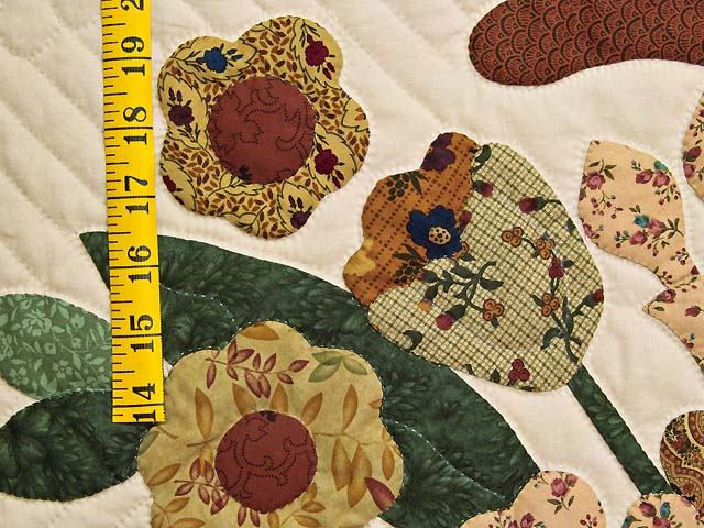 Baltimore Album Sampler Quilt Photo 6