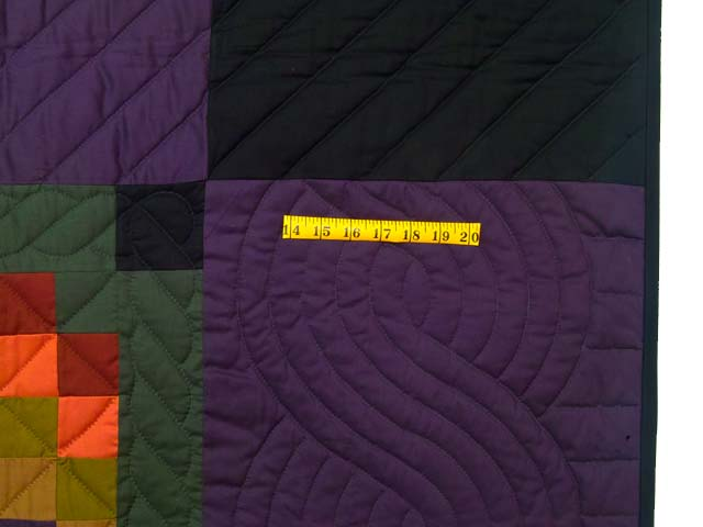 Amish Lone Star Trip Quilt Photo 6