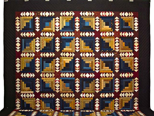 King Country Colors Homeward Bound Quilt Photo 2