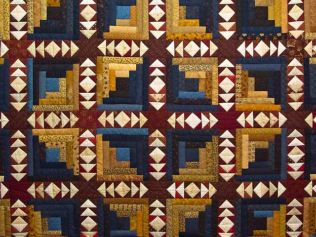King Country Colors Homeward Bound Quilt Photo 3