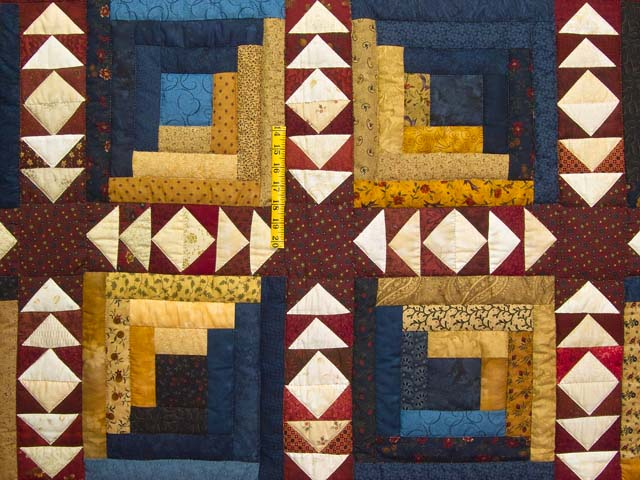 King Country Colors Homeward Bound Quilt Photo 4