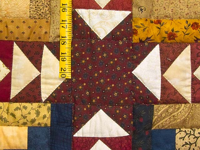 King Country Colors Homeward Bound Quilt Photo 5