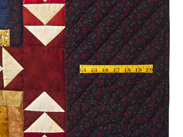 King Country Colors Homeward Bound Quilt Photo 6