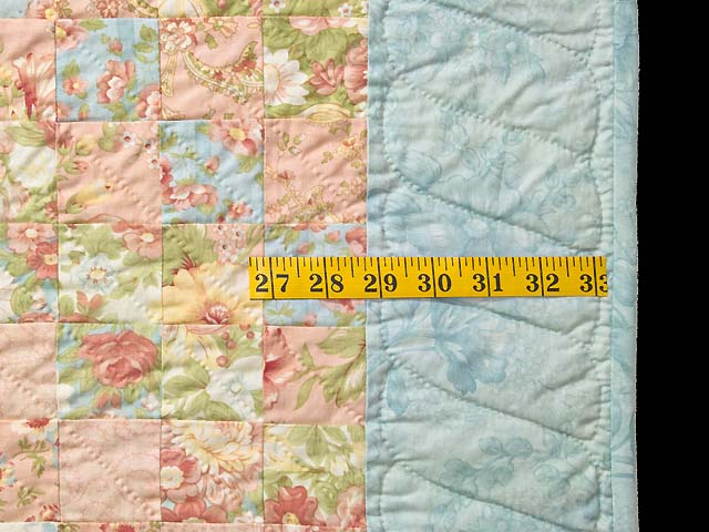King Pastel Mosaic Quilt Photo 7